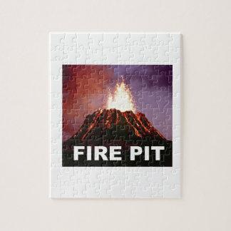 fire pit art jigsaw puzzle