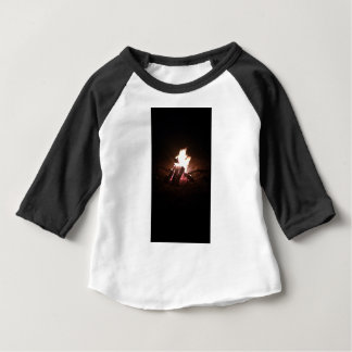Fire pit insperational kid shirt