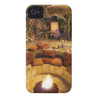 Fire Pit iPhone 4 Cover