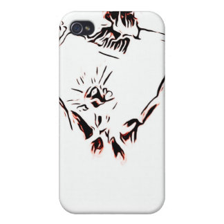 Fire play case for iPhone 4