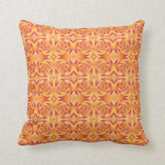 fire print cushion