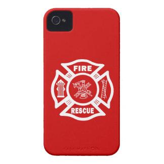 Fire Rescue iPhone 4 Case-Mate Cases