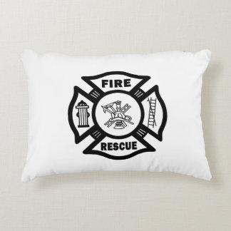 Fire Rescue Decorative Cushion