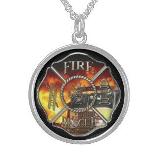 Fire Rescue necklace