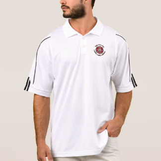 Fire Rescue VVV Maltese Cross Polo Shirt