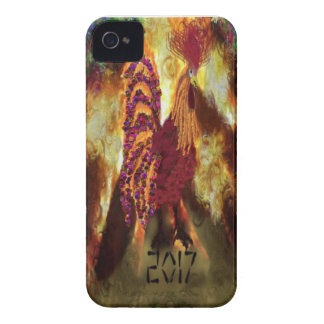 Fire Rooster 2017 iPhone 4 Covers
