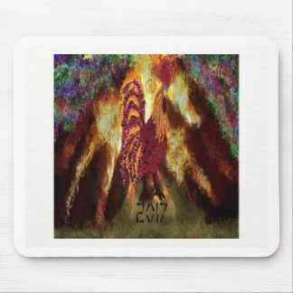 Fire Rooster 2017 Mouse Pad