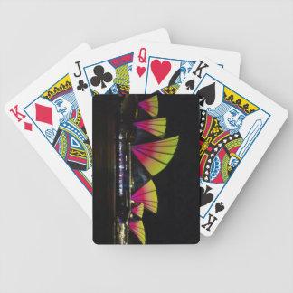 Fire Sails - Sydney Vivid Festival - Sydney Opera Card Decks