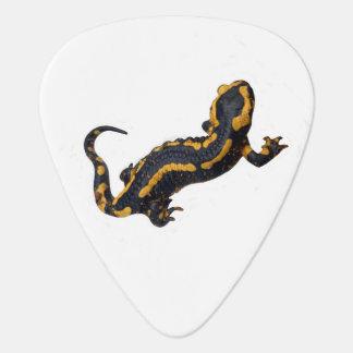 Fire Salamander Guitar Pick