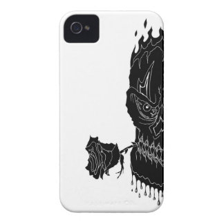 Fire Skull iPhone 4 Case