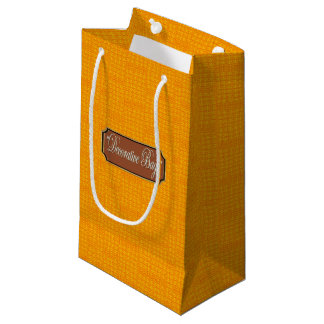 Fire Small Gift Bag