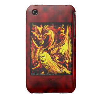 Fire Spirit iPhone3 Barely There Case