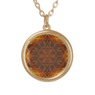 Fire Star Custom Necklace