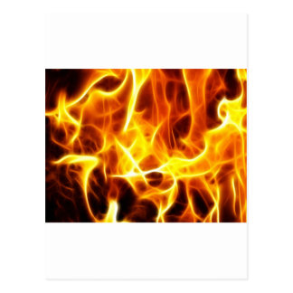 Fire Style Postcard