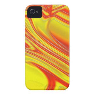 Fire Swirl iPhone 4 Case-Mate Case