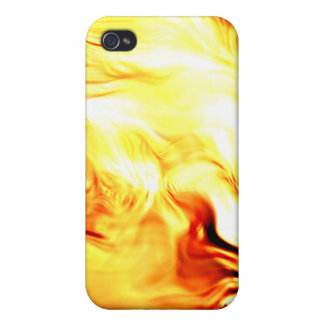 Fire Swirl  Speck Case iPhone 4 Covers