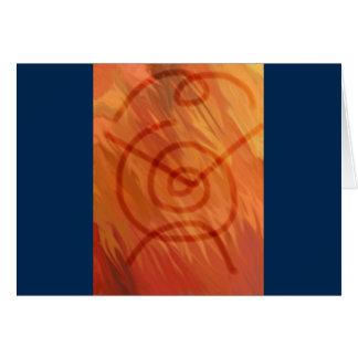 Fire Totem Card