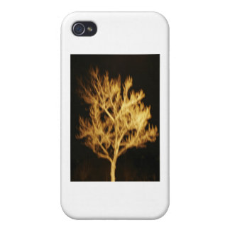Fire tree iPhone 4/4S covers