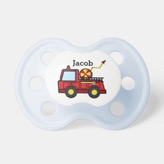 Fire Truck Baby Dummy