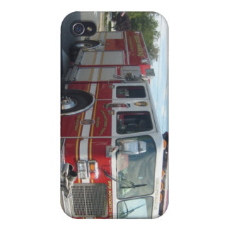 fire truck case iPhone 4/4S cases
