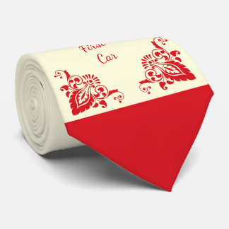 Fire Truck Pedal Car Tie