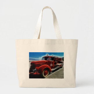 Fire Truck Red Hero Destiny Gifts Bag