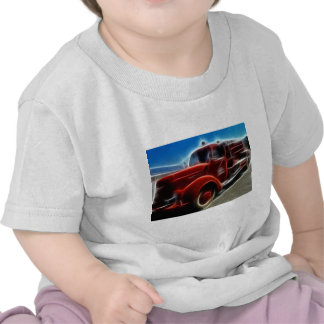 Fire Truck Red Hero Destiny Gifts Tshirt