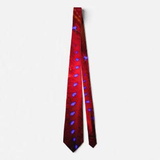 Fire Urchin Tie