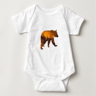 Fire Walker Baby Bodysuit
