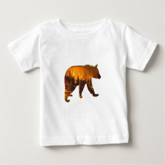 Fire Walker Baby T-Shirt