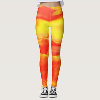 Fire Water Leggings