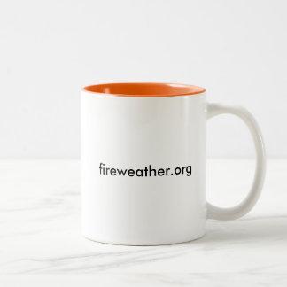 Fire Weather Lab Mug