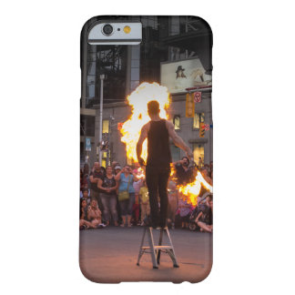 Fire-Whipping Busker Phone Case