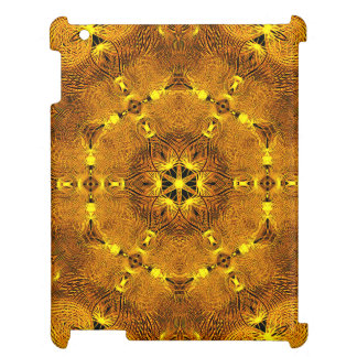 Fire Wings Mandala Case For The iPad 2 3 4