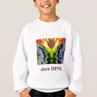 Fire Within -  Spiritual Volcano Sweatshirt