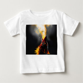 Fire wolf baby T-Shirt