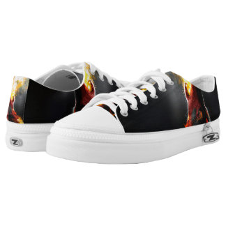 Fire wolf low tops