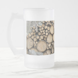 FIRE WOOD - OAK  ON A MUG