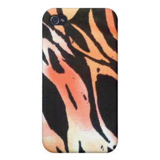 Fire Zebra Speck Case iPhone 4/4S Cases