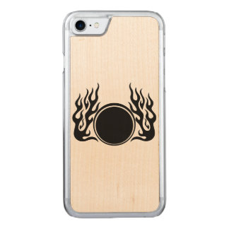 Fireball Carved iPhone 8/7 Case