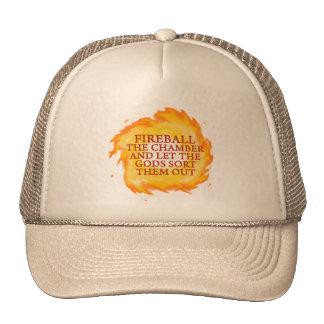Fireball the Chamber Hat