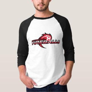 Fireballs mens shirt