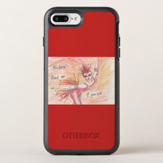 Firebird - Catch me if you can. phone case