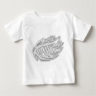 FireBird Coloring DIY Doodle Baby T-Shirt
