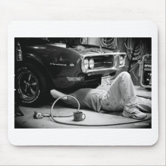 Firebird Mechanic Mouse Pad