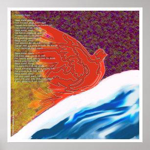 Firebirds down poster