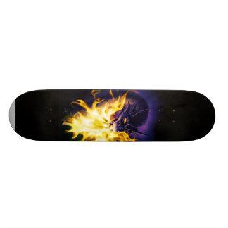 Firebreather 21.6 Cm Old School Skateboard Deck