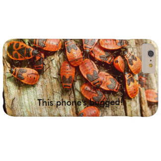 Firebugs Bugged iPhone Case