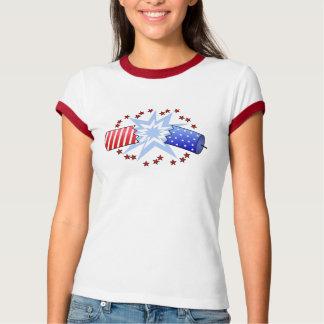 Firecracker Graphic T-Shirt