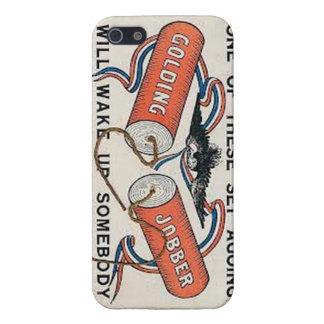 Firecrackers iPhone 5/5S Cases